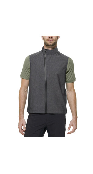 Giro 40 Wind Vest Men dark shadow